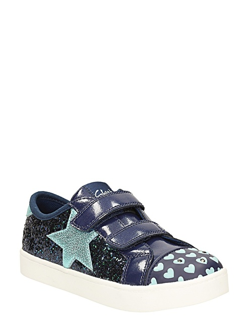 Clarks Ayakkabı Mavi